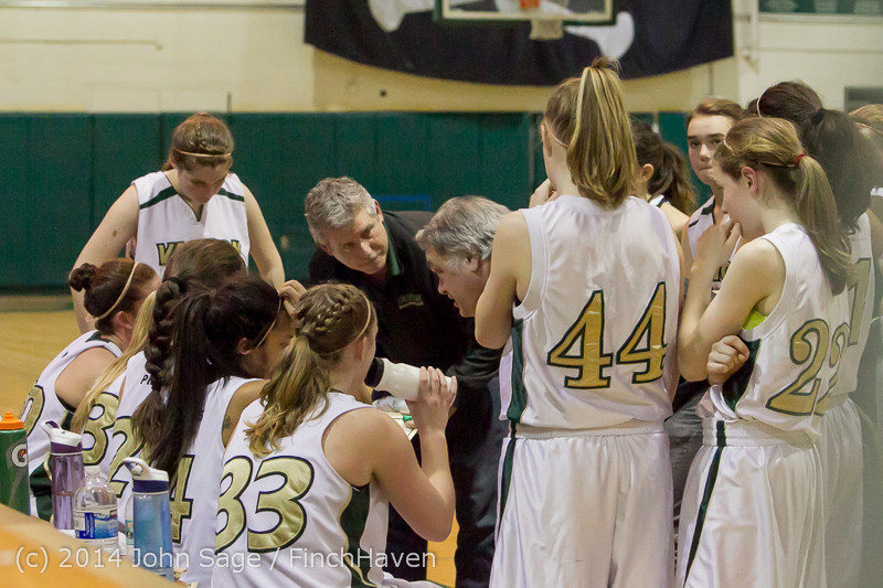 18898 Girls Varsity Basketball v CWA 01172014