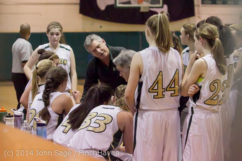 18925 Girls Varsity Basketball v CWA 01172014