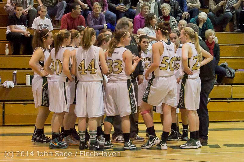 18986 Girls Varsity Basketball v CWA 01172014