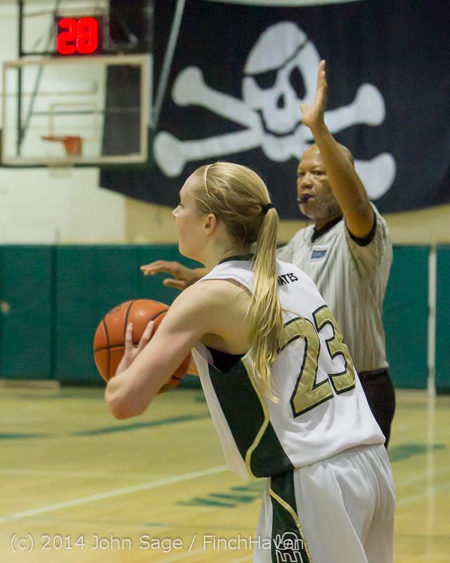 19009 Girls Varsity Basketball v CWA 01172014