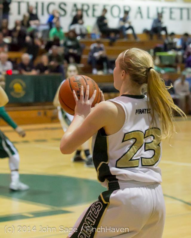 19013 Girls Varsity Basketball v CWA 01172014