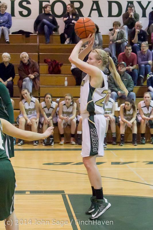 19042 Girls Varsity Basketball v CWA 01172014