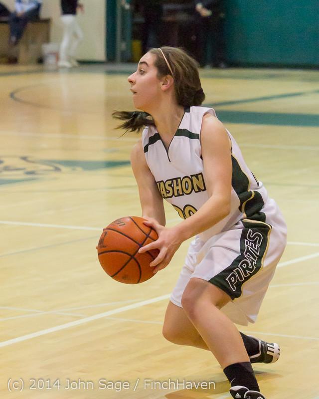 19058 Girls Varsity Basketball v CWA 01172014