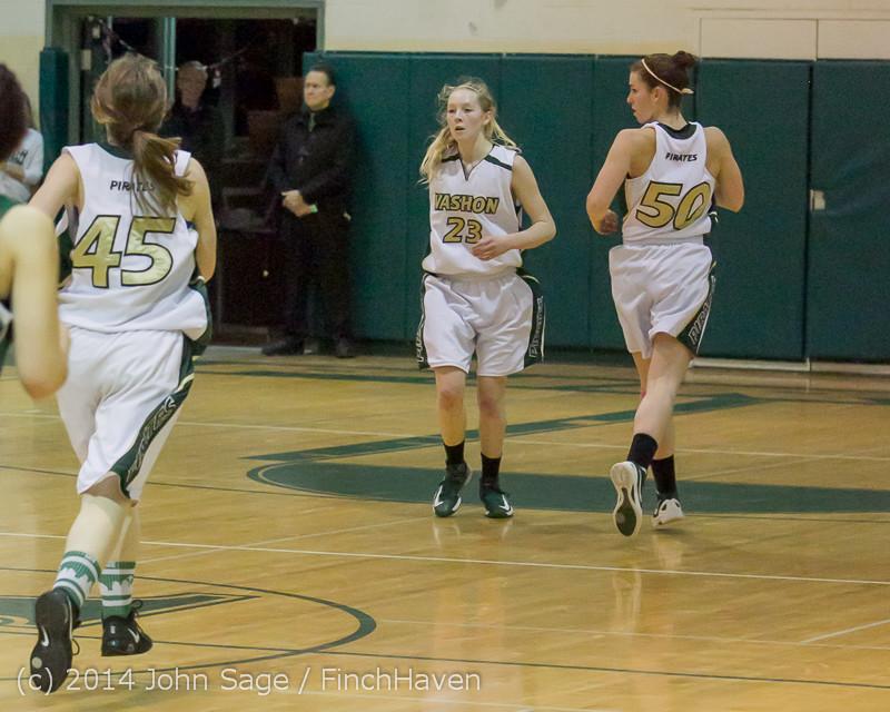19143 Girls Varsity Basketball v CWA 01172014
