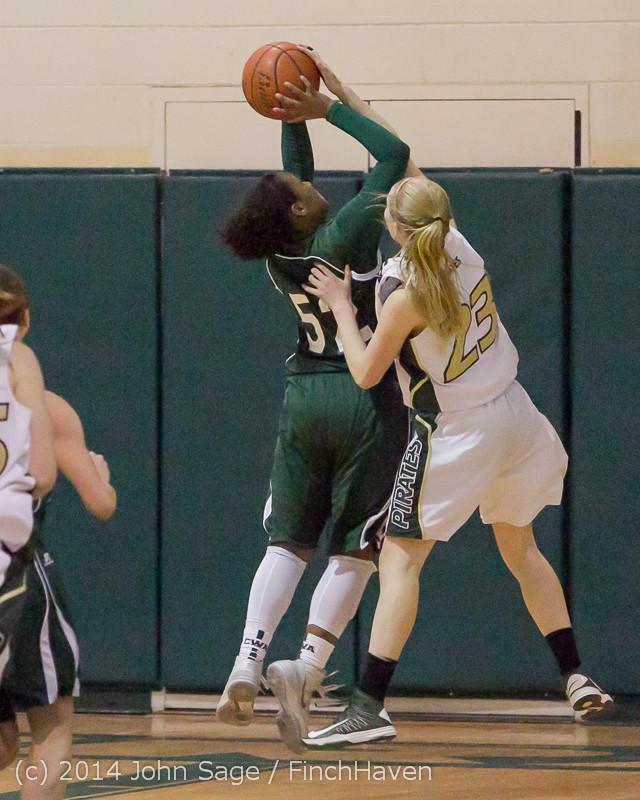 19164 Girls Varsity Basketball v CWA 01172014