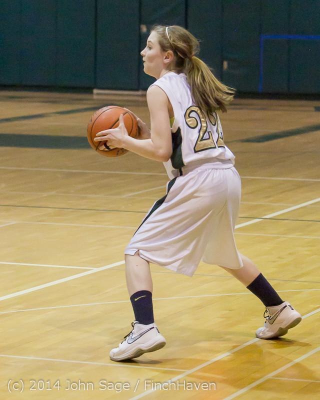 19178 Girls Varsity Basketball v CWA 01172014