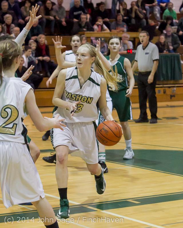 19193 Girls Varsity Basketball v CWA 01172014