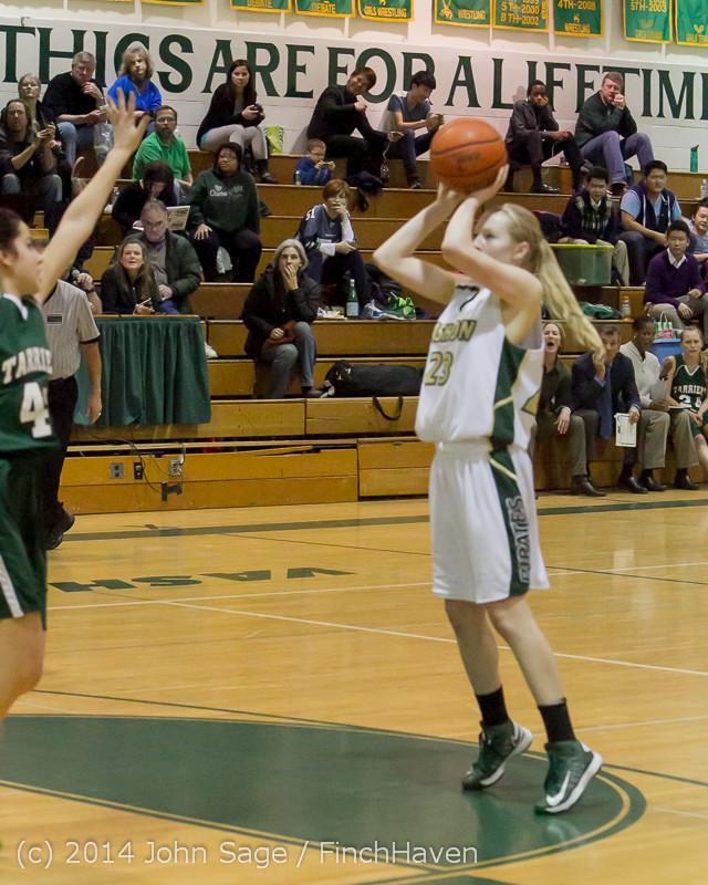 19210 Girls Varsity Basketball v CWA 01172014