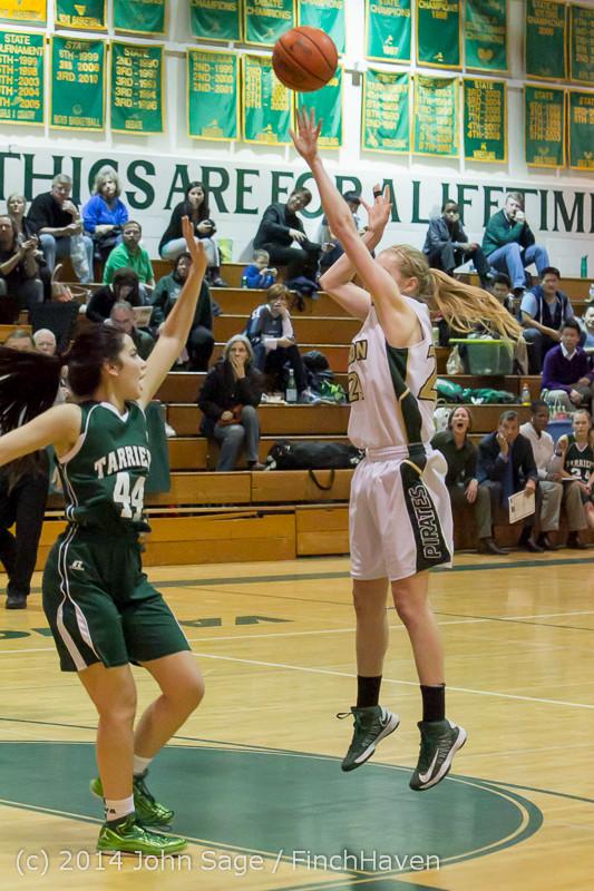 19211 Girls Varsity Basketball v CWA 01172014