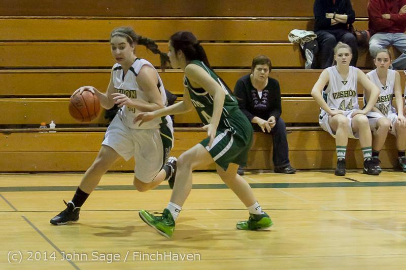 19266 Girls Varsity Basketball v CWA 01172014