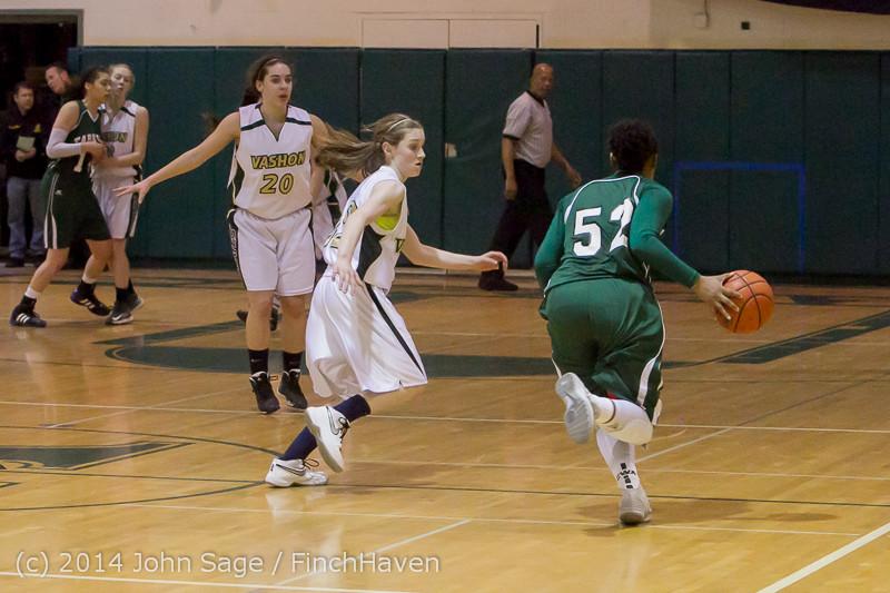 19293 Girls Varsity Basketball v CWA 01172014
