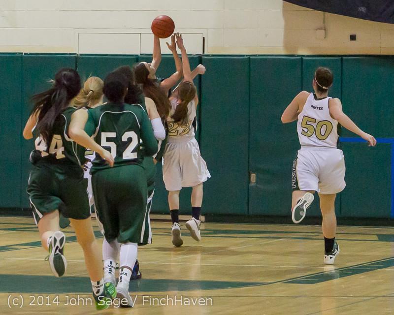 19312 Girls Varsity Basketball v CWA 01172014