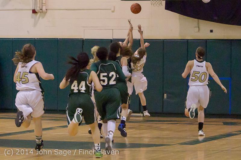 19313 Girls Varsity Basketball v CWA 01172014