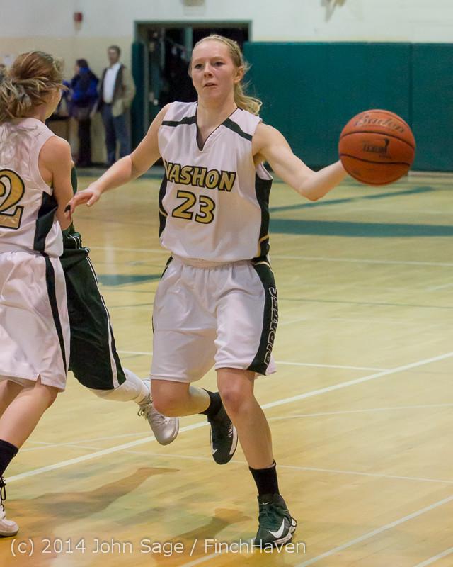 19461 Girls Varsity Basketball v CWA 01172014