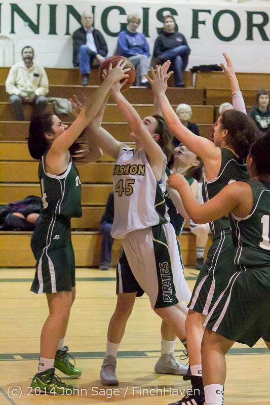 19490 Girls Varsity Basketball v CWA 01172014