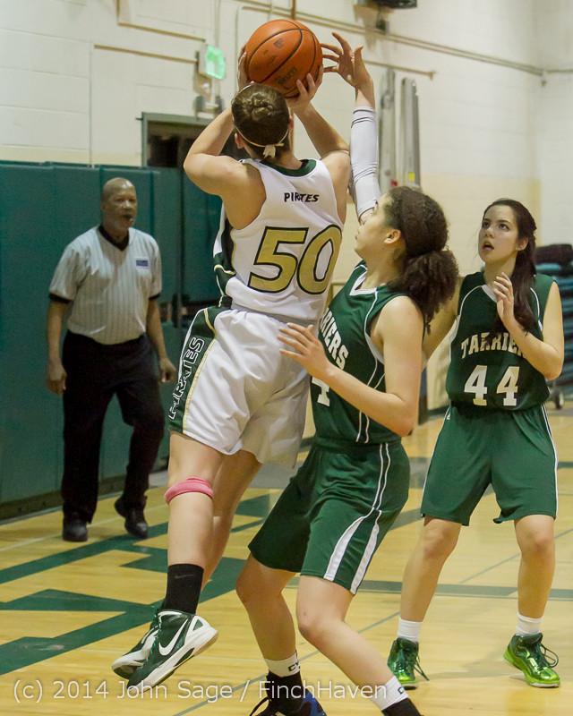 19538 Girls Varsity Basketball v CWA 01172014