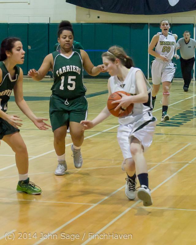 19566 Girls Varsity Basketball v CWA 01172014