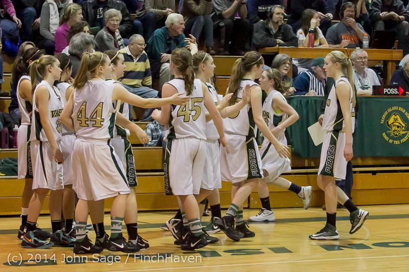 19660 Girls Varsity Basketball v CWA 01172014