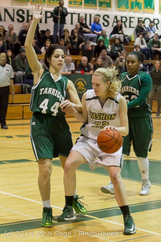 19907 Girls Varsity Basketball v CWA 01172014