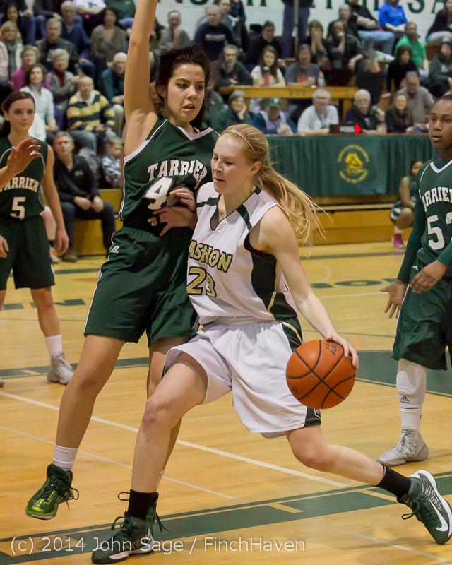 19909 Girls Varsity Basketball v CWA 01172014