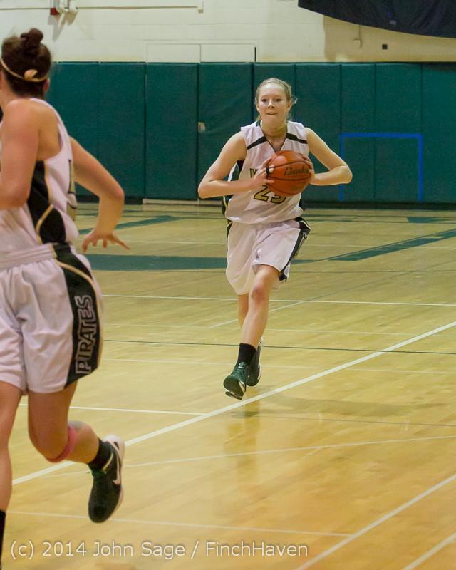 19947 Girls Varsity Basketball v CWA 01172014