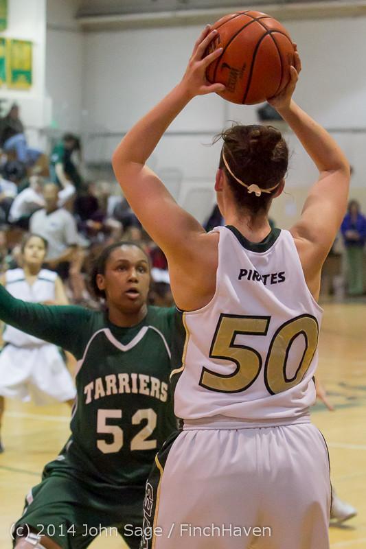 19955 Girls Varsity Basketball v CWA 01172014