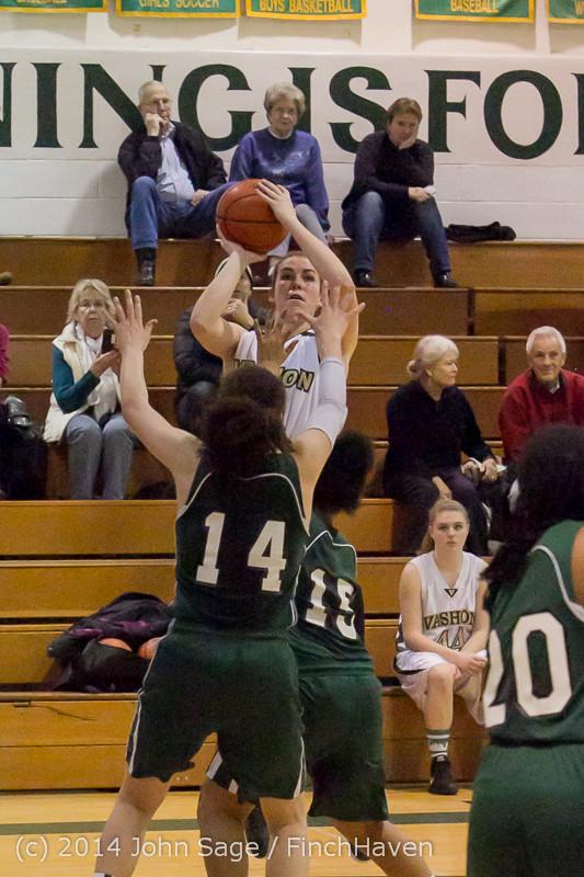 20059 Girls Varsity Basketball v CWA 01172014
