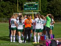 1095 Girls Varsity Soccer v Chief-Sealth 092214