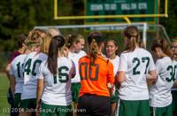1097 Girls Varsity Soccer v Chief-Sealth 092214
