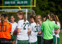 1100 Girls Varsity Soccer v Chief-Sealth 092214
