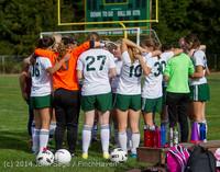 1107 Girls Varsity Soccer v Chief-Sealth 092214