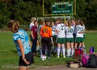 1139 Girls Varsity Soccer v Chief-Sealth 092214