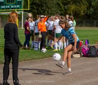 1144 Girls Varsity Soccer v Chief-Sealth 092214