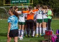 1191 Girls Varsity Soccer v Chief-Sealth 092214