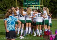 1211 Girls Varsity Soccer v Chief-Sealth 092214