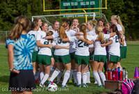 1212 Girls Varsity Soccer v Chief-Sealth 092214