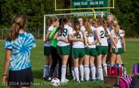1217 Girls Varsity Soccer v Chief-Sealth 092214