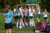 1229 Girls Varsity Soccer v Chief-Sealth 092214