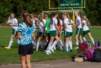 1234 Girls Varsity Soccer v Chief-Sealth 092214