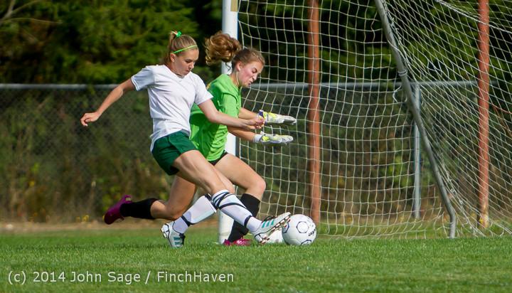 1284 Girls Varsity Soccer v Chief-Sealth 092214