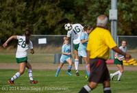 1307 Girls Varsity Soccer v Chief-Sealth 092214