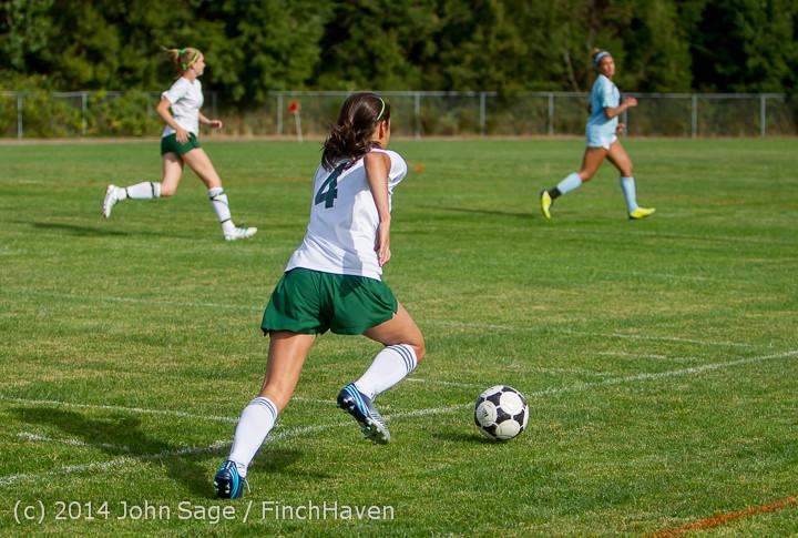 1327 Girls Varsity Soccer v Chief-Sealth 092214