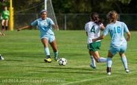 1341 Girls Varsity Soccer v Chief-Sealth 092214