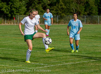 1361 Girls Varsity Soccer v Chief-Sealth 092214