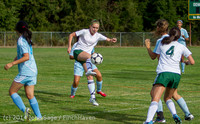 1364 Girls Varsity Soccer v Chief-Sealth 092214
