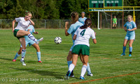 1365 Girls Varsity Soccer v Chief-Sealth 092214