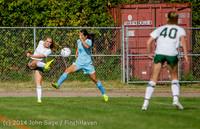 1403 Girls Varsity Soccer v Chief-Sealth 092214