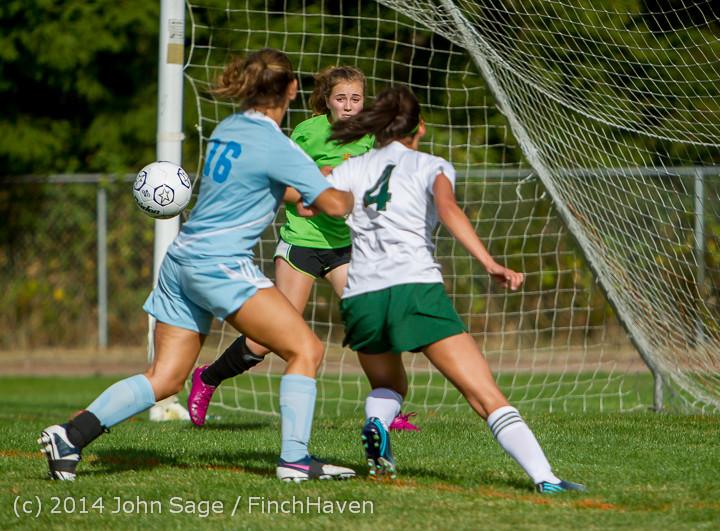 1406 Girls Varsity Soccer v Chief-Sealth 092214