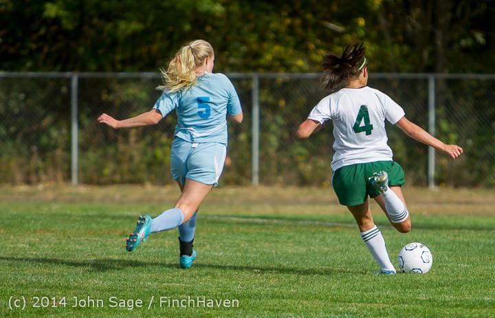 1462 Girls Varsity Soccer v Chief-Sealth 092214