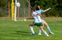 1496 Girls Varsity Soccer v Chief-Sealth 092214
